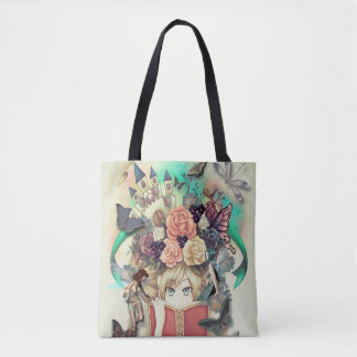 Capture a Muse - TOTE - Handbag