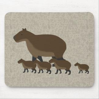 Capybara Mousepad