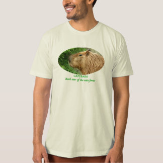 Capybara T show some love for the sweetest rodent! T-Shirt