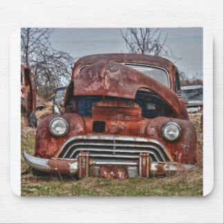 car39 mouse pad