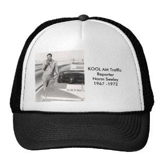 car650, KOOL AM Traffic ReporterNorm Seeley1967... Trucker Hat