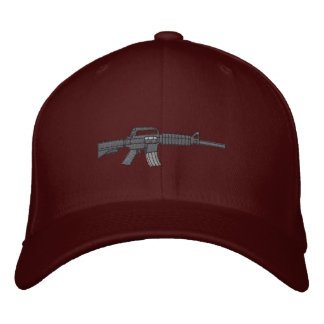 Car-15 Embroidered Hat