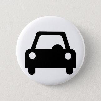 Car 2 Inch Round Button