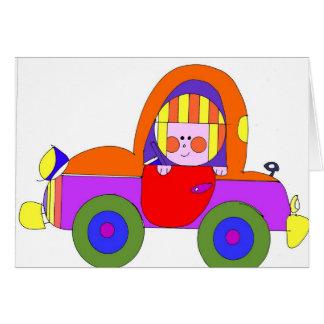 car 300dpi illustrator copy card