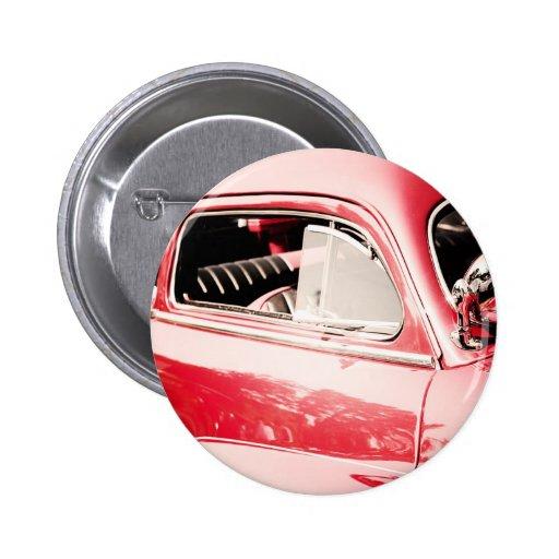 Car 5 pinback buttons