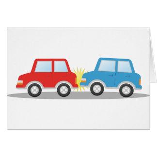 Car Accident Card