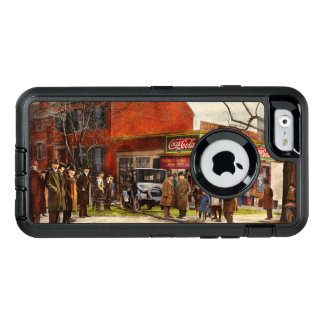 Car - Accident - Looking out for number one 1921 OtterBox Defender iPhone Case