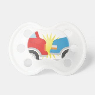 Car Accident Pacifier