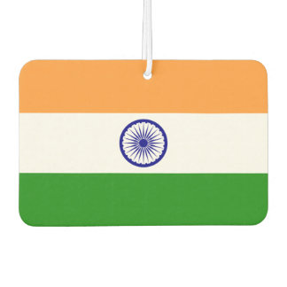 Car Air Fresheners with Flag of India