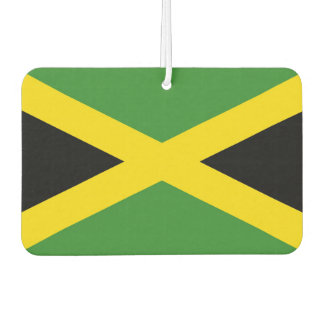 Car Air Fresheners with Flag of Jamaica