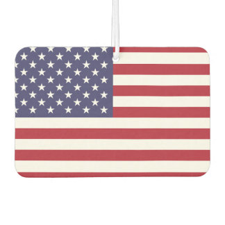 Car Air Fresheners with Flag of USA