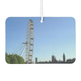 Car Air Fresheners with London Eye