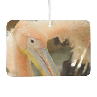Car Air Fresheners with pink elegant pelican