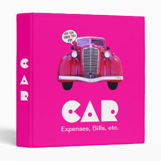 Car Binders