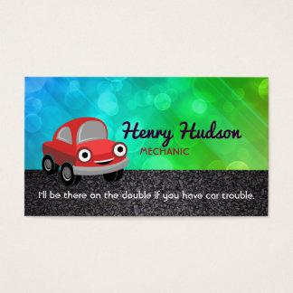 Car Business Cards