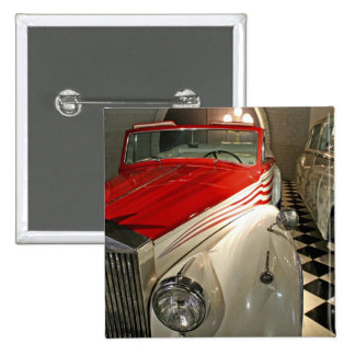 Car collection in The Liberace Foundation and Button