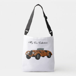 Car Collection Tote Bag