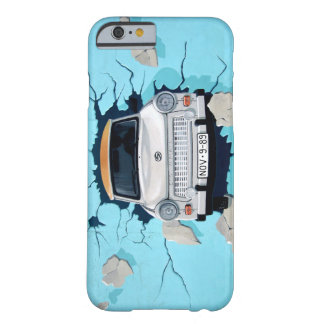 Car crosses a wall barely there iPhone 6 case