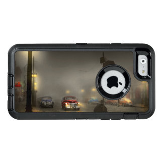 Car - Down a lonely road 1940 OtterBox Defender iPhone Case