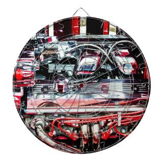 Car Engine Dartboard