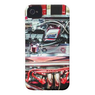 Car Engine iPhone 4 Case-Mate Cases