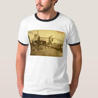 Car Ferry at Dock, Grand Haven, Michigan T-Shirt
