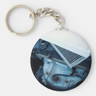 Car filters keychain