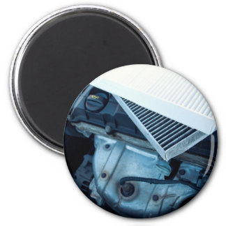 Car filters magnet