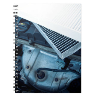 Car filters notebooks