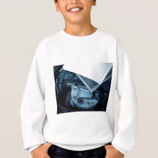 Car filters sweatshirt