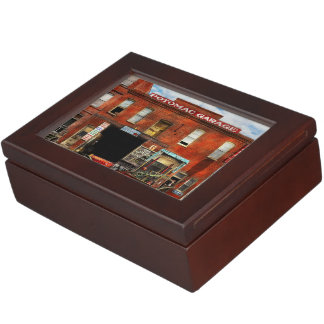 Car - Garage - Misfit Garage 1922 Keepsake Boxes