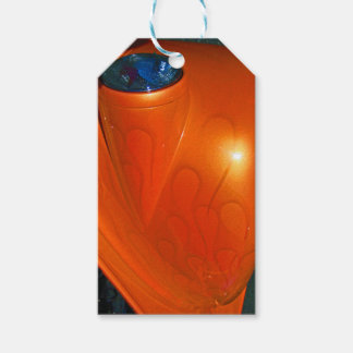 Car headlight pack of gift tags