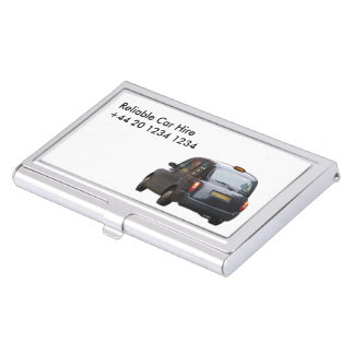 Car Hire Taxi Business Card Holders
