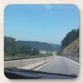 Car Holiday Mountains Europe Austria Photography Coaster