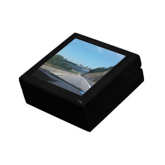 Car Holiday Mountains Europe Austria Photography Gift Box