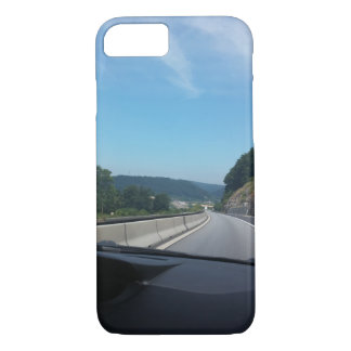 Car Holiday Mountains Europe Austria Photography iPhone 8/7 Case