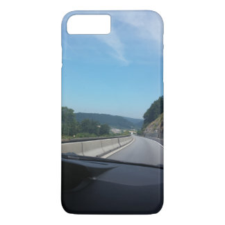 Car Holiday Mountains Europe Austria Photography iPhone 8 Plus/7 Plus Case