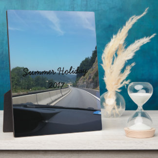 Car Holiday Mountains Europe Austria Photography Plaque