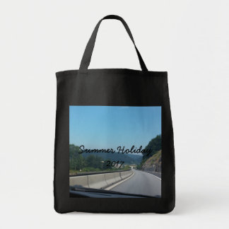 Car Holiday Mountains Europe Austria Photography Tote Bag