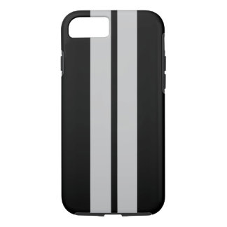 car inspired race stripe case