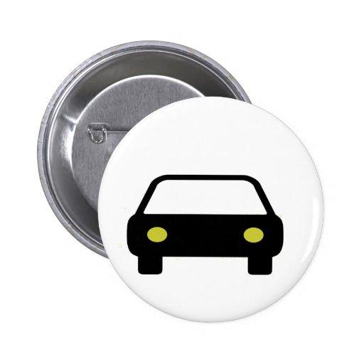 Car Items Pinback Buttons
