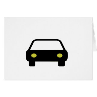 Car Items Card