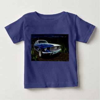 Car lighting baby T-Shirt