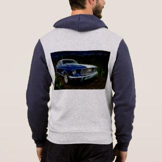 Car lighting hoodie