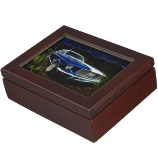 Car lighting keepsake box