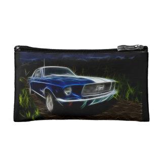 Car lighting makeup bag