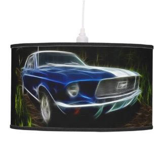 Car lighting pendant lamp