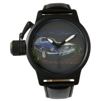 Car lighting watch