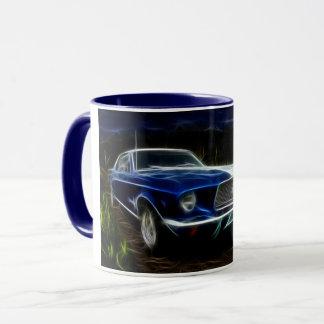 Car lightning mug
