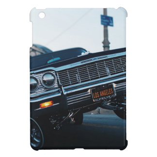 Car Low Rider Vintage Oldschool Automotive Driving iPad Mini Cover
